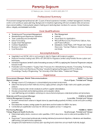 professional procurement manager templates to showcase your talent resume templates procurement manager