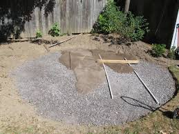 dust sand patio breaking into the palettes of flagstone was by far the most exciting s