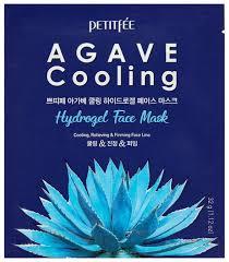 Petitfee Охлаждающая гидрогелевая <b>маска для лица с</b> экстрактом ...