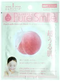 "Pure Smile ""Milk <b>Mask</b>"" Молочная увлажняющая <b>маска</b> для лица с ..."