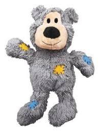 Купить <b>Игрушка</b> для собак <b>KONG WildKnots</b> Мишка малый с ...