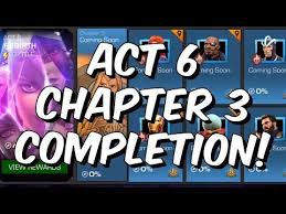 Act <b>6 Chapter</b> 3 Completion! - Mysterio & Havok Bosses?! - Marvel ...