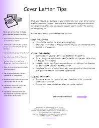 sample of resume cover letter com sample of resume cover letter to inspire you how to create a good resume 20