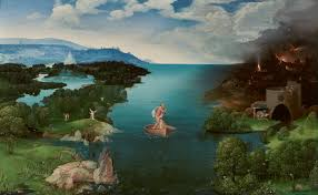 Charon crossing the <b>Styx</b> - The Collection - Museo Nacional del Prado