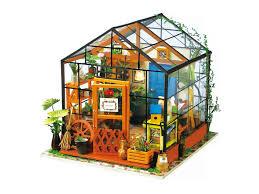 Интерьерный <b>конструктор DIY House</b> Оранжерея Kathy's green ...