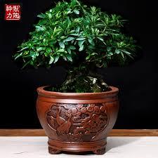 Purple Clay <b>Flower</b> Pots <b>Flower</b> Pots Succulents <b>Bonsai</b> Macetas ...