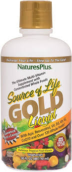 Nature's Plus <b>Source of Life</b> Gold - All Natural Whole Food ...