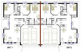 Index of        bedroom duplex floor plans   garage l  c b fa c  jpg