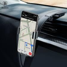 <b>BASEUS Metal</b> Age <b>Gravity Car</b> Holder Mobile Phone Holder Stand ...