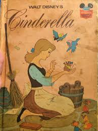 my cinderella story book unboxed mom clearly a quick glance you can see from the condition of this book a i must not have handled things care as a child and b i did not have