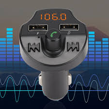 <b>T66</b> Bluetooth 5.0 <b>Car</b> Music MP3 Player Audio FM Transmitter ...