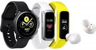 Samsung's <b>new</b> Galaxy <b>Watch</b> Active measures blood pressure ...