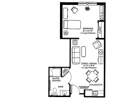 Unique One Bedroom House Plans   Bedroom House Floor Plans        Bedroom House Floor Plans Marvelous One Bedroom House Plans   House Plans And Home Designs Free » Blog Archive