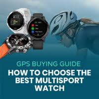 GPS <b>Watch</b> Buying Guide: How to Choose the Best <b>Multisport Watch</b>?