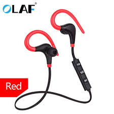 <b>OLAF BT1 Bluetooth Earphone</b> Sport Wireless Ear-hook ...