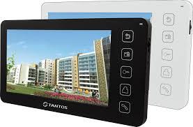 <b>Видеодомофон Tantos PRIME</b> купить в Москве, доставка по ...