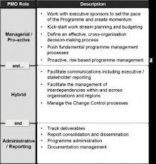 office define. what is a project management office pmo define