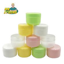 Online Shop <b>10PCS</b> Refillable <b>Bottles Plastic</b> Empty <b>Makeup Jar</b> Pot ...