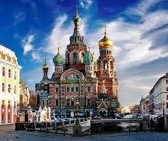 %name سنت پترزبورگSaint Petersburg