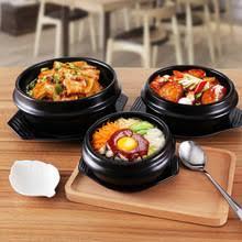 Корейский камень рыба Bibimbap керамический <b>горшок</b> ...