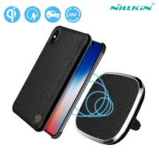 <b>NILLKIN Car Wireless</b> Charger Pad with <b>Magnetic Wireless</b> ...
