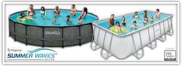 Shop for Polygroup <b>summer waves</b> elite pool parts and supplies online