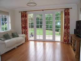 patio doors with blinds between the glass: image of french doors with sidelights home depot