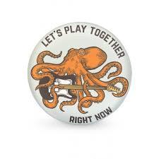 <b>Happy Baby</b> Фрисби Octopus - Акушерство.Ru