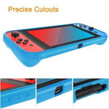 Nintendo Switch Hard <b>Carrying Case</b> Black Protective <b>Portable</b> ...