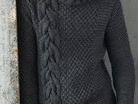 10 melhores imagens de Tricô : it's cold em 2019 | Suéter masculino ...