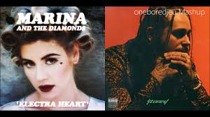 Malone and the <b>Diamonds - Marina</b> and the <b>Diamonds</b> vs. Post ...