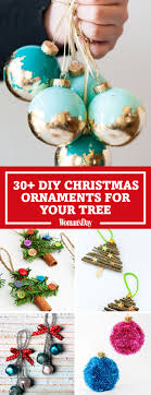 Small Picture 29 Homemade DIY Christmas Ornament Craft Ideas How To Make