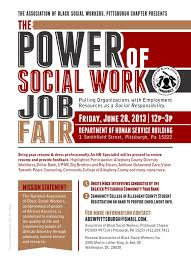 the psnk work bench 06 01 2013 07 01 2013 social work job fair pittsburgh career link