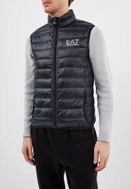 <b>Жилет</b> утепленный <b>EA7</b> купить за 9 750 руб в интернет-магазине ...