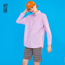 <b>Toyouth 2019 Women Spring</b> Blouse New Arrival Solid Color Long ...