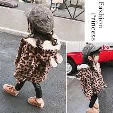 <b>Celveroso</b> Winter Baby <b>Girls Clothes</b> Faux Fur Fleece Jackets Thick ...