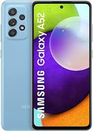 <b>Samsung Galaxy A52</b> (Blue, 8GB RAM, 128GB Storage) with No ...