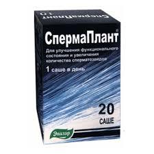 Стимулирующее средство <b>Спермаплант</b> саше <b>3</b>,<b>5 г</b>, 20 шт ...