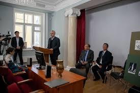 Встреча студентов Литинститута с Николаем Лугиновым ...