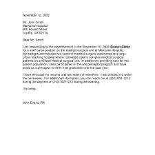 Example Job Application Letter Doc   Cover Letter Templates happytom co
