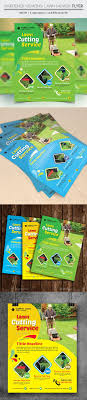 images about service flyer templates gardener mowing lawn mower flyer eps template lawns ad 10141
