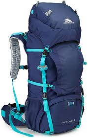 High Sierra Women's Explorer 50L Top Load Internal ... - Amazon.com