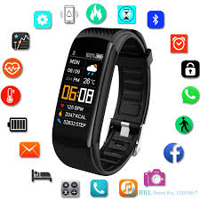 Best Offers smartband heart watch brands and get free shipping - a122