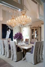 Formal Dining Room Chair Covers 1000 Ideas About Dining Chair Covers On Pinterest Rocking Chair
