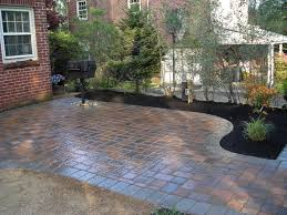 designed priced paver patio designs dayton