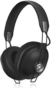 Panasonic <b>Retro</b> Over The Ear <b>Wireless Headphones</b> with <b>Bluetooth</b> ...