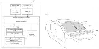 Tesla разрабатывает электромагнитные дворники