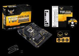<b>Материнская плата ASUS TUF</b> Z370-Plus Gaming: движение к ...