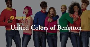 <b>United Colors of Benetton</b> — Oneway Studio