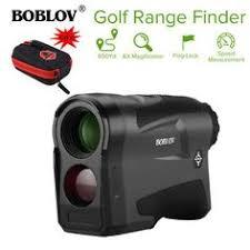 Ad(eBay) <b>BOBLOV</b> 600M Rechargeable <b>Golf</b> Rangfinder With Slope ...
